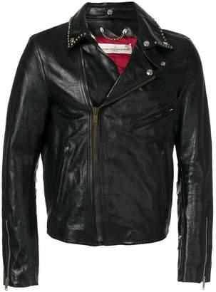 Golden Goose Berry biker jacket