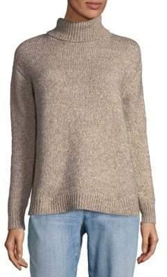 Lafayette 148 New York Classic Turtleneck Sweater