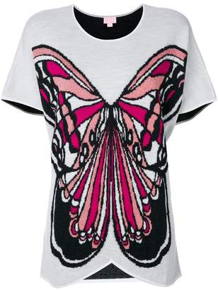 Giamba butterfly top