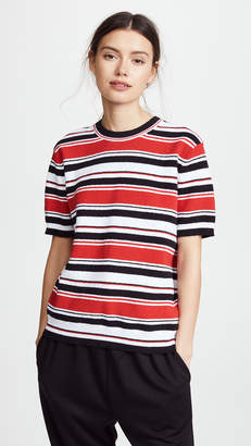 Marc Jacobs Mock Neck T-Shirt