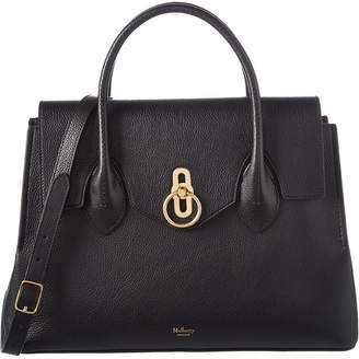 Mulberry Small Seaton Leather Tote