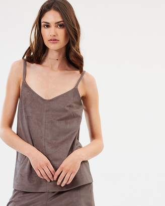 Dancer Suede Cami