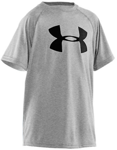 Under Armour Boys 8-20 Big Logo UA Tech T-Shirt