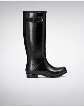 Hunter Womens Norris Field Gloss Rain Boots
