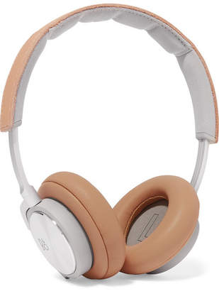 BEIGE B&O Play H6 Leather Headphones