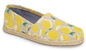 Women's Toms Alpargata Slip-On $58.95 thestylecure.com