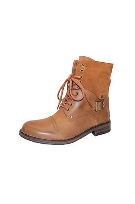 Eric Michael Juniper Combat-Inspired Boot