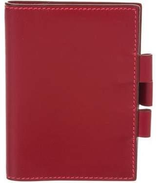 Hermes Box Calf Agenda Cover