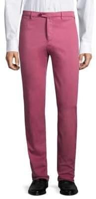 Kiton Slim-Fit Pants