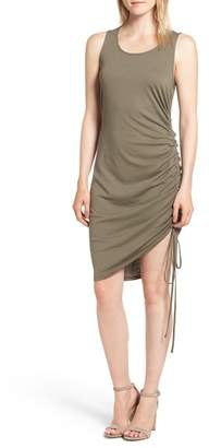 Trouve Trouv? Side Shirred Body-Con Dress