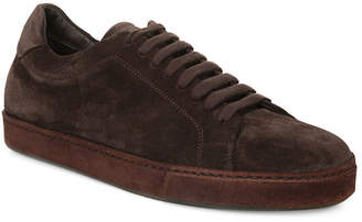 Vince Noble Sport Suede Low-Top Sneaker