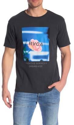 RVCA Creative Service Graphic Tee