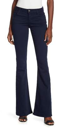 Alice + Olivia Stacey Bell Bottom Jeans