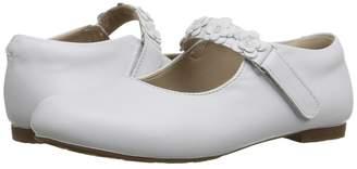 Elephantito Flower Mary Jane Girls Shoes