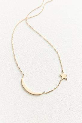 Jennifer Zeuner Jewelry X UO Moon Star Necklace