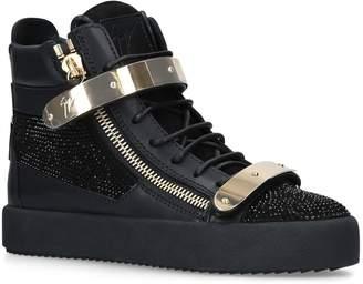 Giuseppe Zanotti Nicki High-Top Sneakers