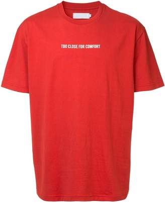 Off Duty Too Close For Comfort T-shirt