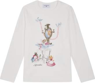 MonnaLisa Cinderella Mirror T-Shirt
