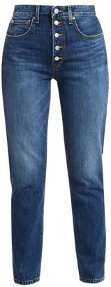 Joe's Jeans The Danielle High-Rise Vintage Straight-Leg Jeans