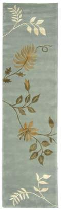 Safavieh Soho Collection SOH313A-218 Handmade Wool Area Runner