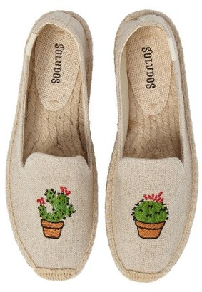 Women's Soludus Cactus Platform Espadrille $74.95 thestylecure.com
