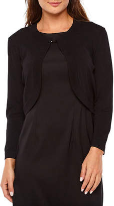 Ronni Nicole Long Sleeve Knit Shrug
