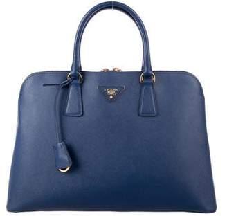 Prada Medium Saffiano Lux Promenade Bag