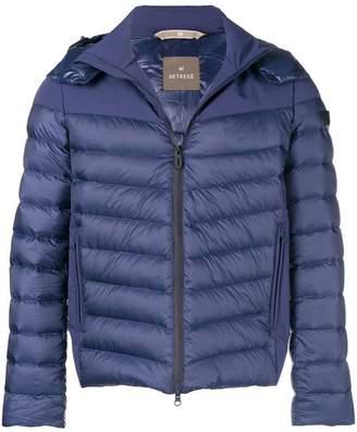 Hetregó hooded down jacket