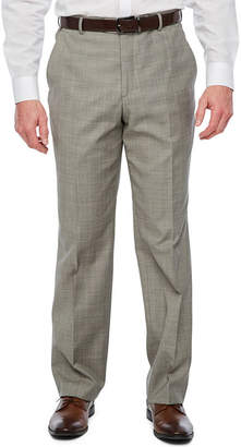STAFFORD Stafford Checked Classic Fit Suit Pants