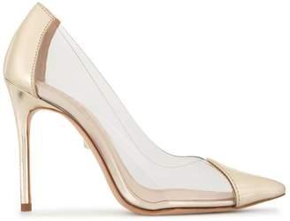 Schutz pointed toe stiletto pumps