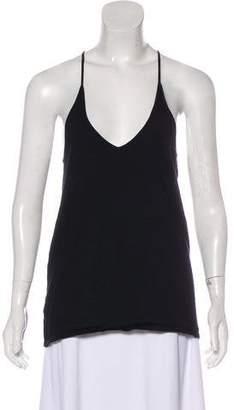 Calvin Klein Silk Sleeveless Top