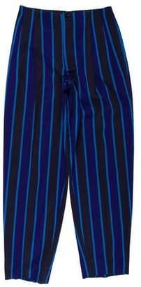 Perry Ellis Striped Wide Leg Pants