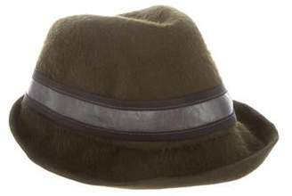 Albertus Swanepoel Felt Fedora Hat