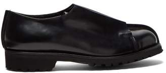 Grenson X Craig Green Leather Derby Shoes - Mens - Black