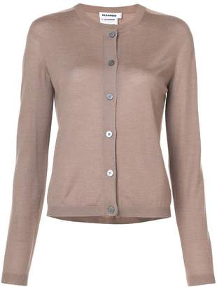 Jil Sander long sleeved cardigan