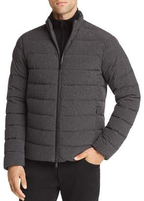 Emporio Armani High Collar Puffer Jacket
