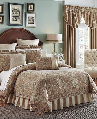 Croscill Birmingham 4-Pc. King Comforter Set
