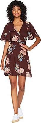Show Me Your Mumu Women's Andrea Wrap Dress