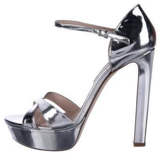Miu Miu Strap High-Heel Sandals