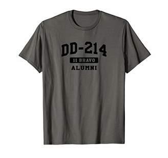 DD-214 Army 11 BRAVO Alumni T-Shirt