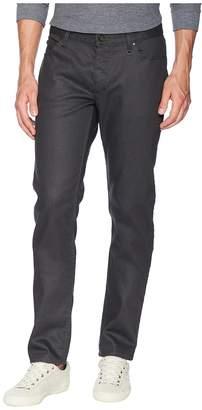 John Varvatos Collection Chelsea Skinny Fit Jeans in Metal Grey Men's Jeans