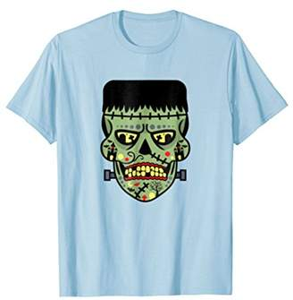 Sugar Skull Monster T Shirt