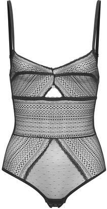 Sam Edelman Lace Bodysuit