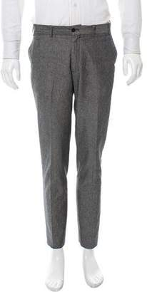 Our Legacy Cropped Straight-Leg Pants