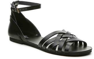 3dccca00c73 Crown Vintage Black Women s Sandals - ShopStyle