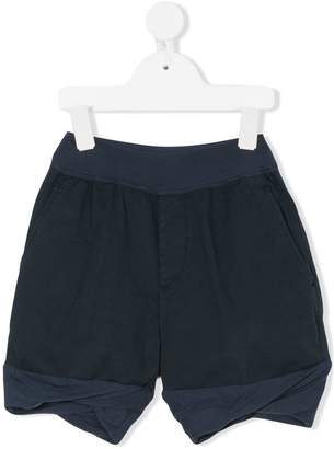 European Culture Kids stretch detailed shorts