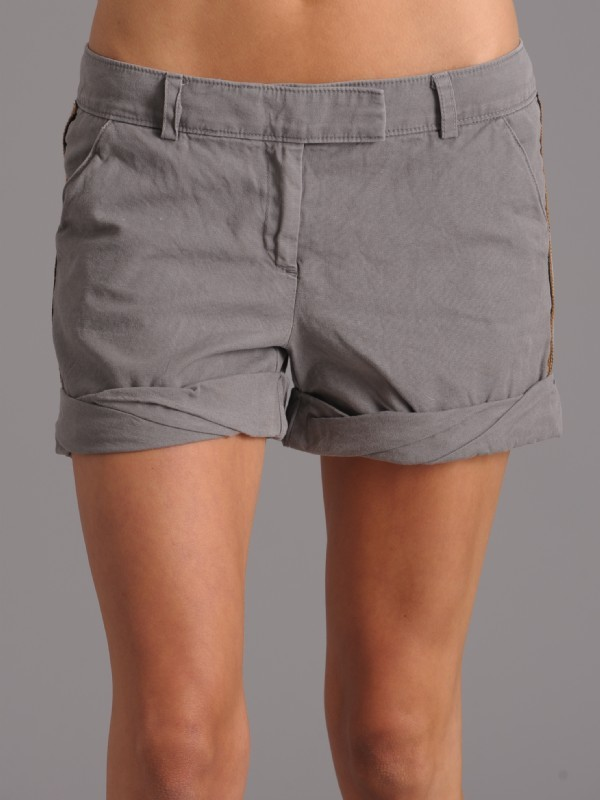 Son of John Sequin Trim Short