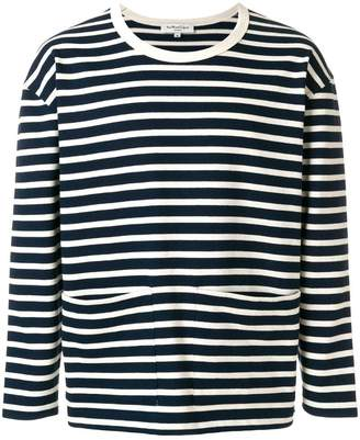 YMC striped jumper