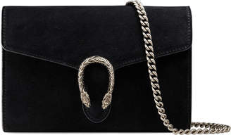 Dionysus suede mini chain bag $1,350 thestylecure.com