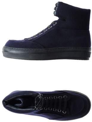 Jil Sander Navy High-tops & sneakers